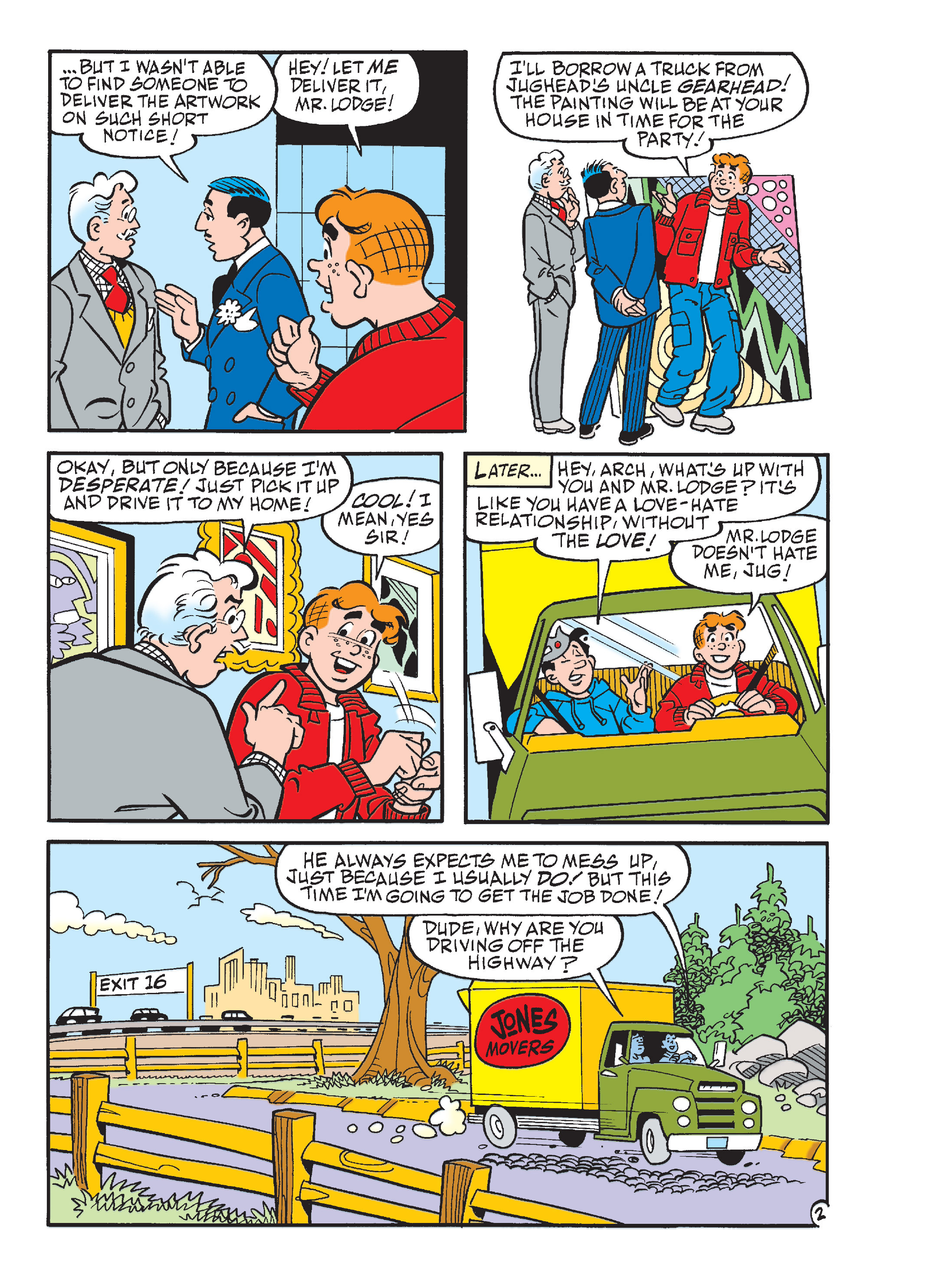 Read online Archie 1000 Page Comics Blowout! comic -  Issue # TPB (Part 4) - 235