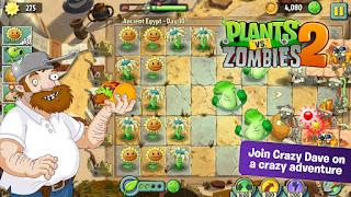 Plant VS Zombie 2 v5.2.1 Apk: Game Strategi Perang Tanaman vs Zombie Terbaru di Android