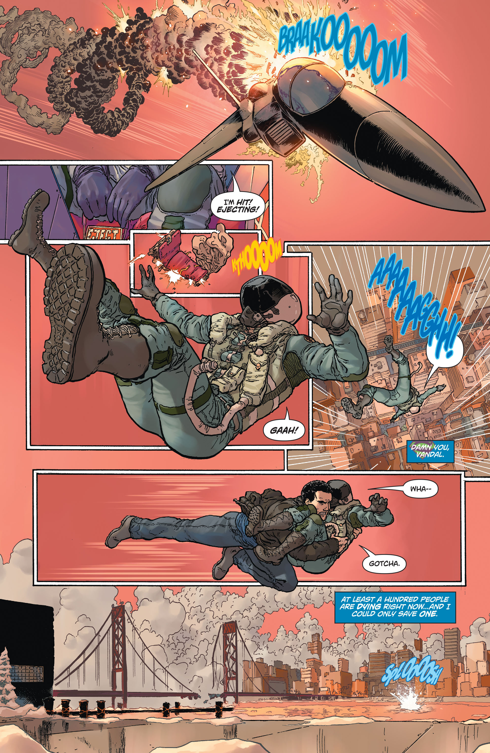 Read online Action Comics (2011) comic -  Issue #48 - 9
