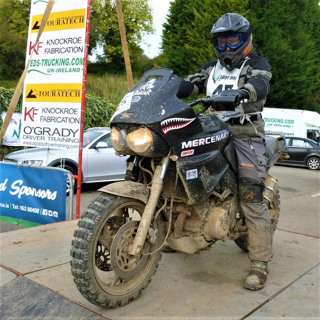 Team Mercenary, Paddy Dakar 2017, Doon, Co. Limerick, Ireland