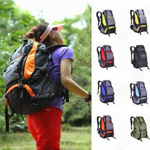 tips memilih tas traveling