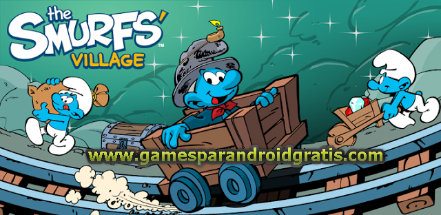 Download Smurfs' Village Apk + Data