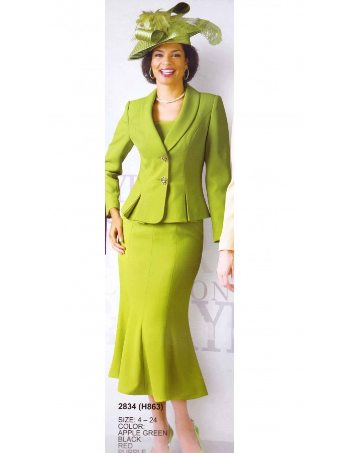Church clothing for women