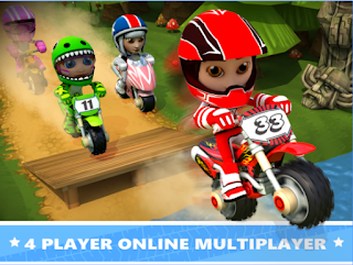 Trials Bike GO! Apk - Free Download Android Game