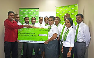 BPS Gold Sponsor for BPNG Financial Inclusion Exposition