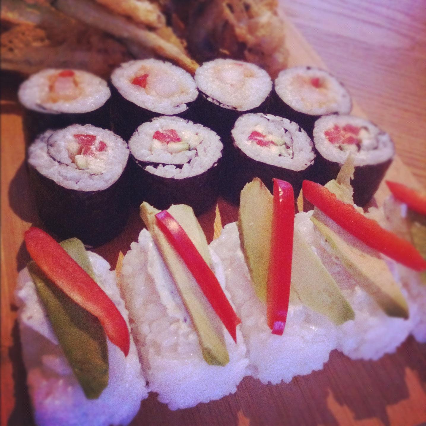 take away sushi vejle