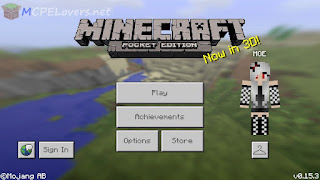 Download Minecraft Pocket Edition v0.15.3 FINAL BUILD