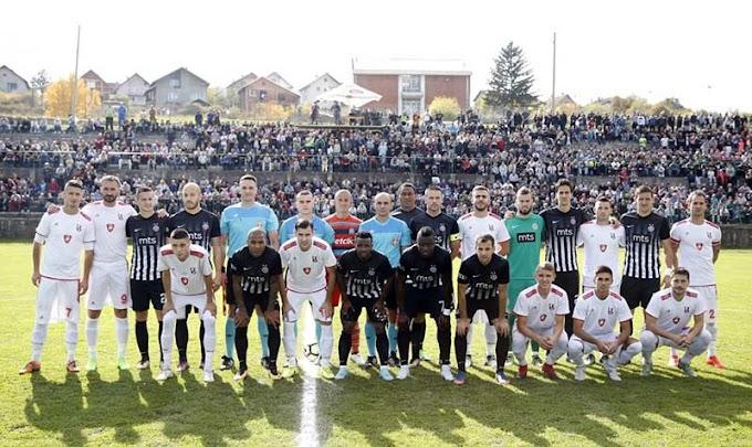 1/16 finala Kupa Srbije: FK Rtanj - FK Partizan 0:3 (VIDEO)