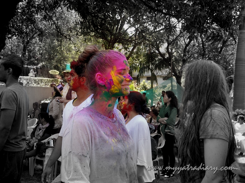 Celebrating Holi beyond boundaries