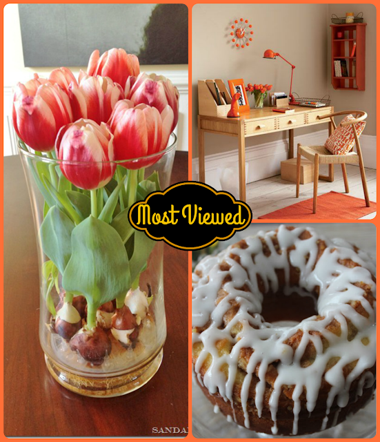 most viewed this week kitchen gardens, home offices, dessert recipes
