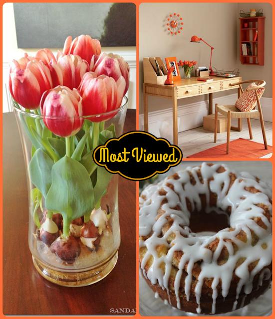 most viewed this week kitchen gardens, home offices, dessert recipes