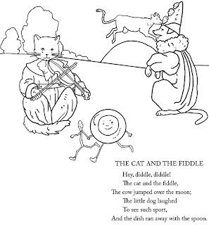 inkspired musings: Nursery Rhymes, Folk Tales and