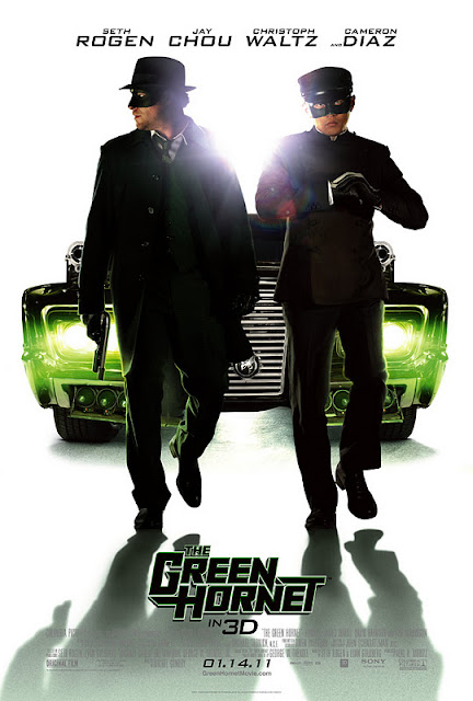 The Green Hornet หน้ากากแตนอาละวาด HD 2011