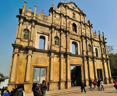 Portuguese in Macao