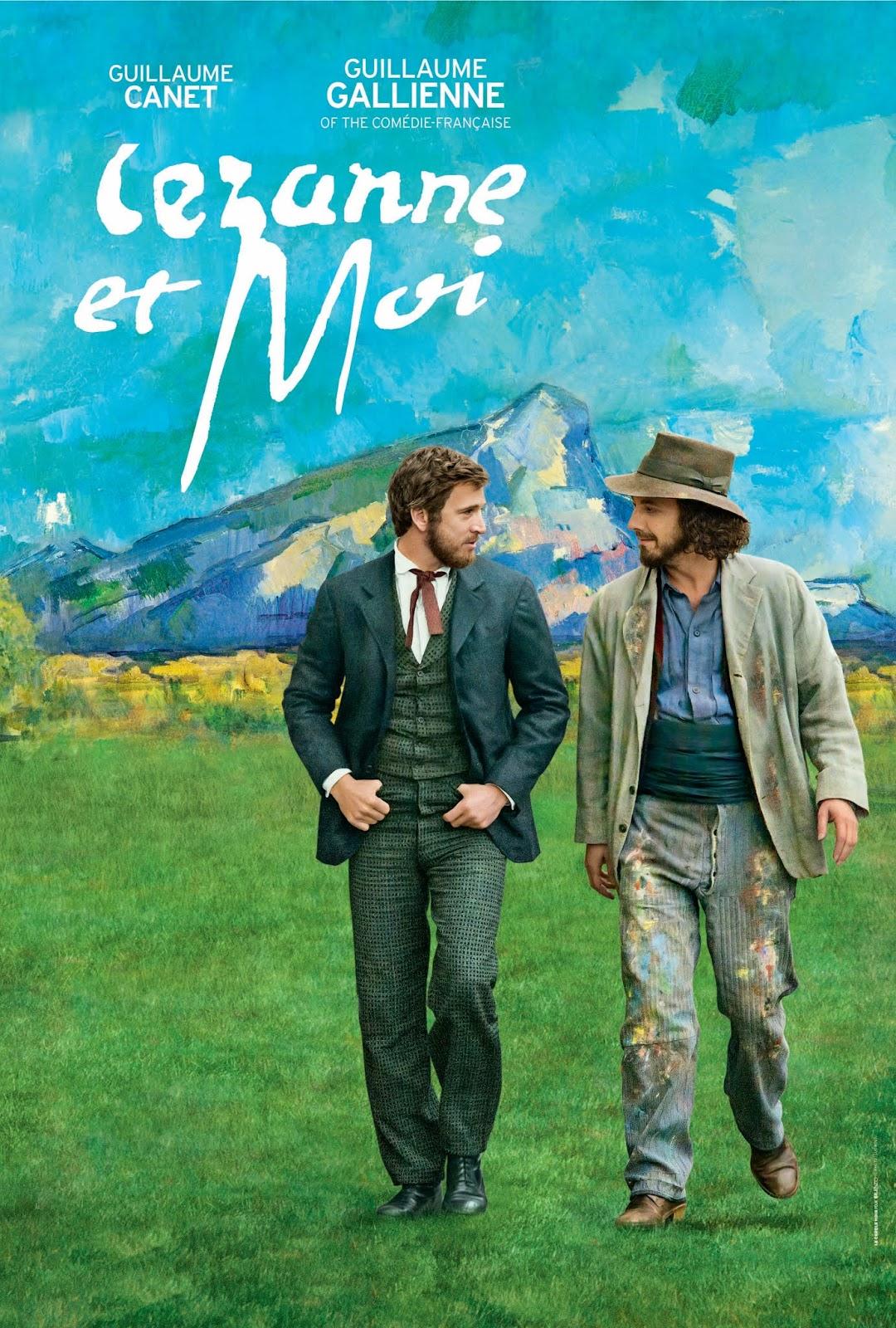 Cézanne et moi [2015] [DVDR] [PAL] [Español]