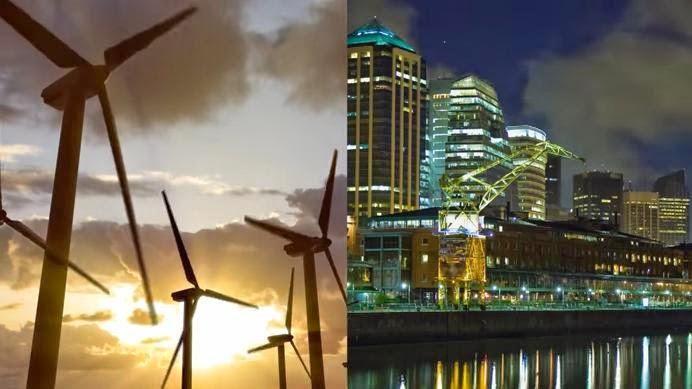 como almacenar energia eolica