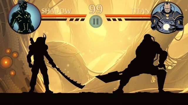 تحميل لعبة shadow fight 2 مهكرة بدون روت للاندرويد احدث اصدار | رابط مباشر