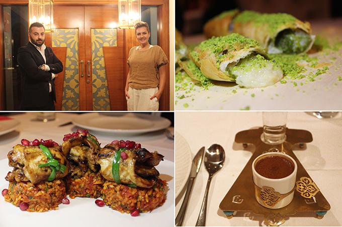 dubai-mall-usengec-sef-kaftan-restaurant-turk-yemekleri