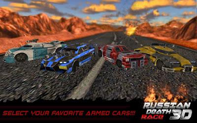 Death Racing Rival 3D Apk | aqilsoft