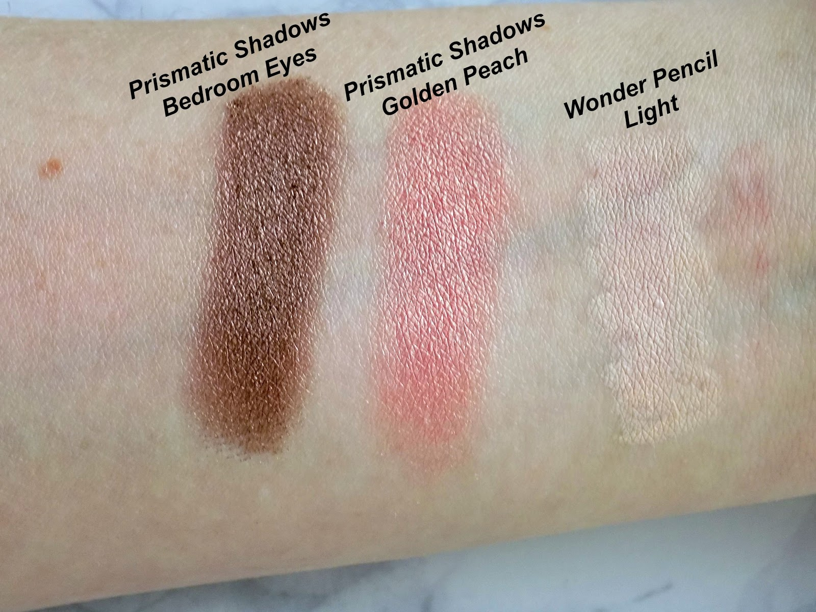 NYX Prismatic Eyshadow Golden Peach
