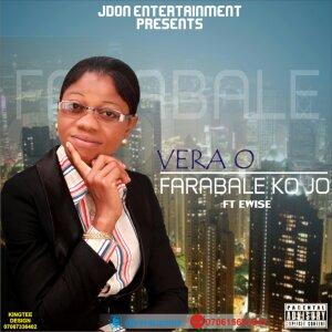 "Music: Vera O Releases New Single ""Farabale Ko Jo"" Ft. Ewise"