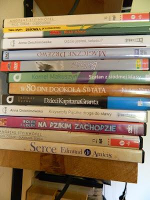 ranking audiobooków dla dzieci, slow life, blog