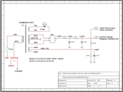trenton blizzard pultec eq power supply schematic