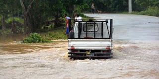 Informe COE: 1,586 viviendas afectadas y 7,930 desplazados