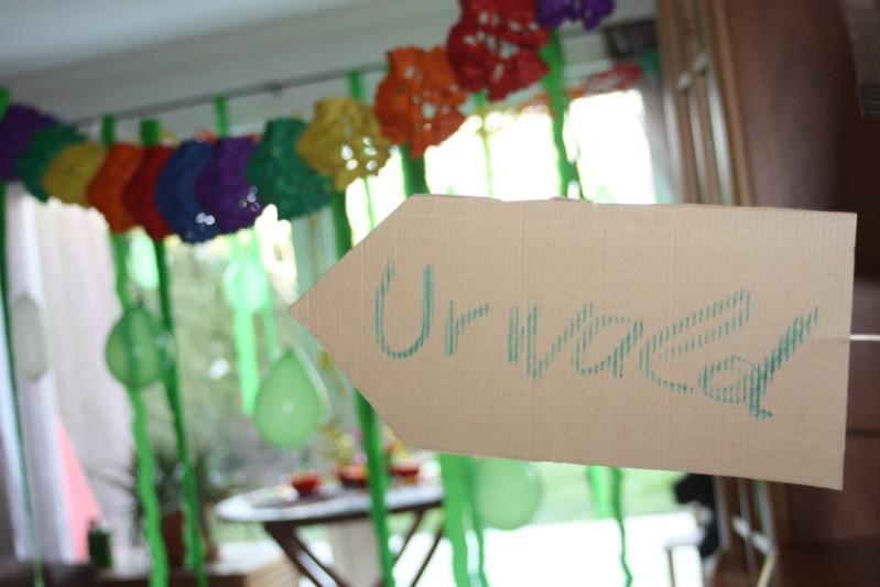 Jolinas Welt Louisas 7 Geburtstag Die Dschungelparty