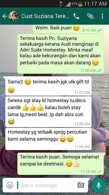 Homestay Seri Manjung Lumut - Review | Puan Suziana
