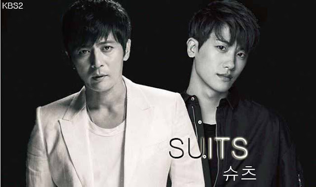 Drama Korea Suits