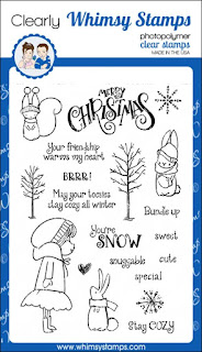 Bundled Up Clear Stamps