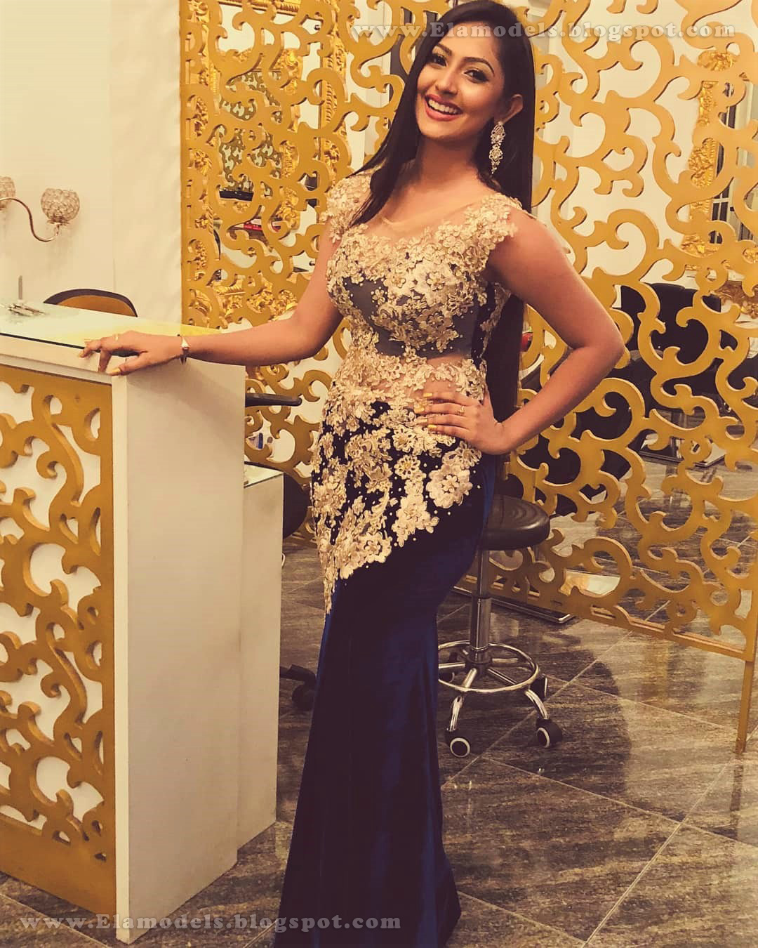 Bmwpanies Latest Models: Nayanathara Wickramarachchi ~ ElaModels
