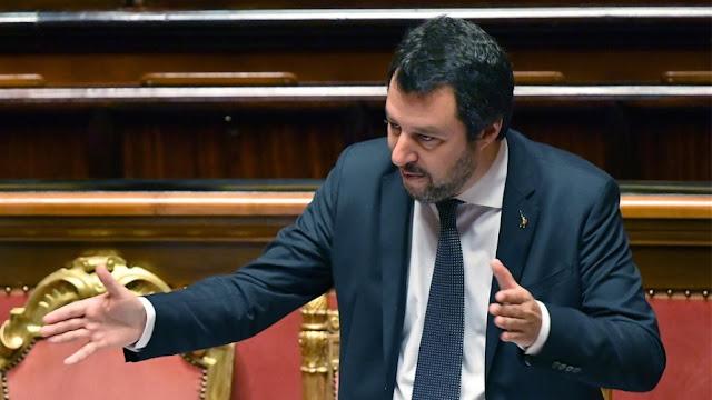 ΞΕΣΤΡΑΒΩΘΕΙΤΕ! Εμμένει στην απογραφή των Ρομά και στον έλεγχο για το πως δαπανάται το δημόσιο χρήμα ο Σαλβίνι παρά τις αντιδράσεις των Πέντε Αστέρων! «Πρώτα οι Ιταλοί και η ασφάλειά τους!»