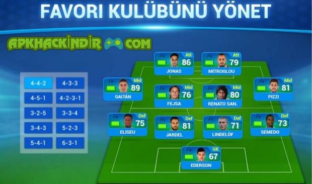 online soccer manager 3.2.17 apk indir