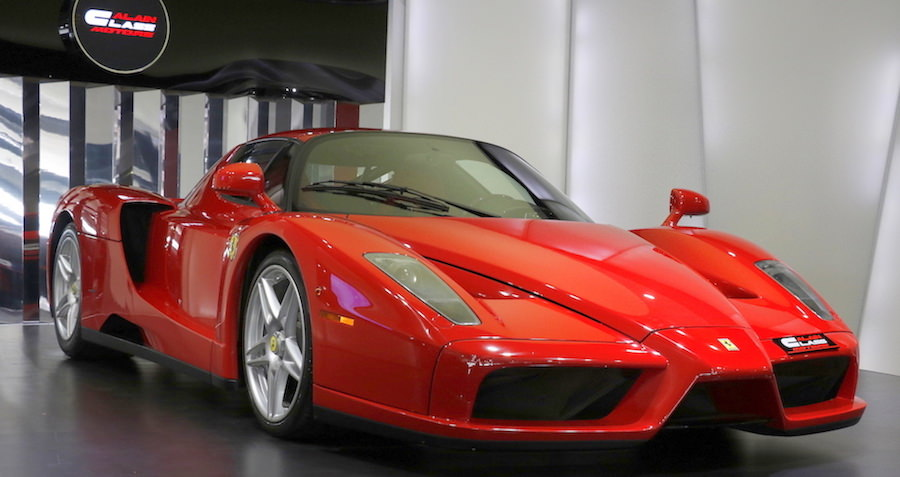 Used car enzo ferrari 07