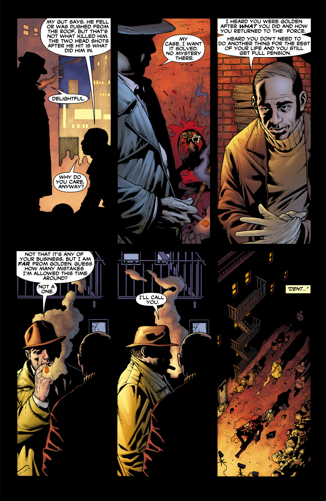 Detective Comics (1937) 817 Page 6