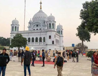 At Kartarpur Border, Pakistan Opens Immigration Centre