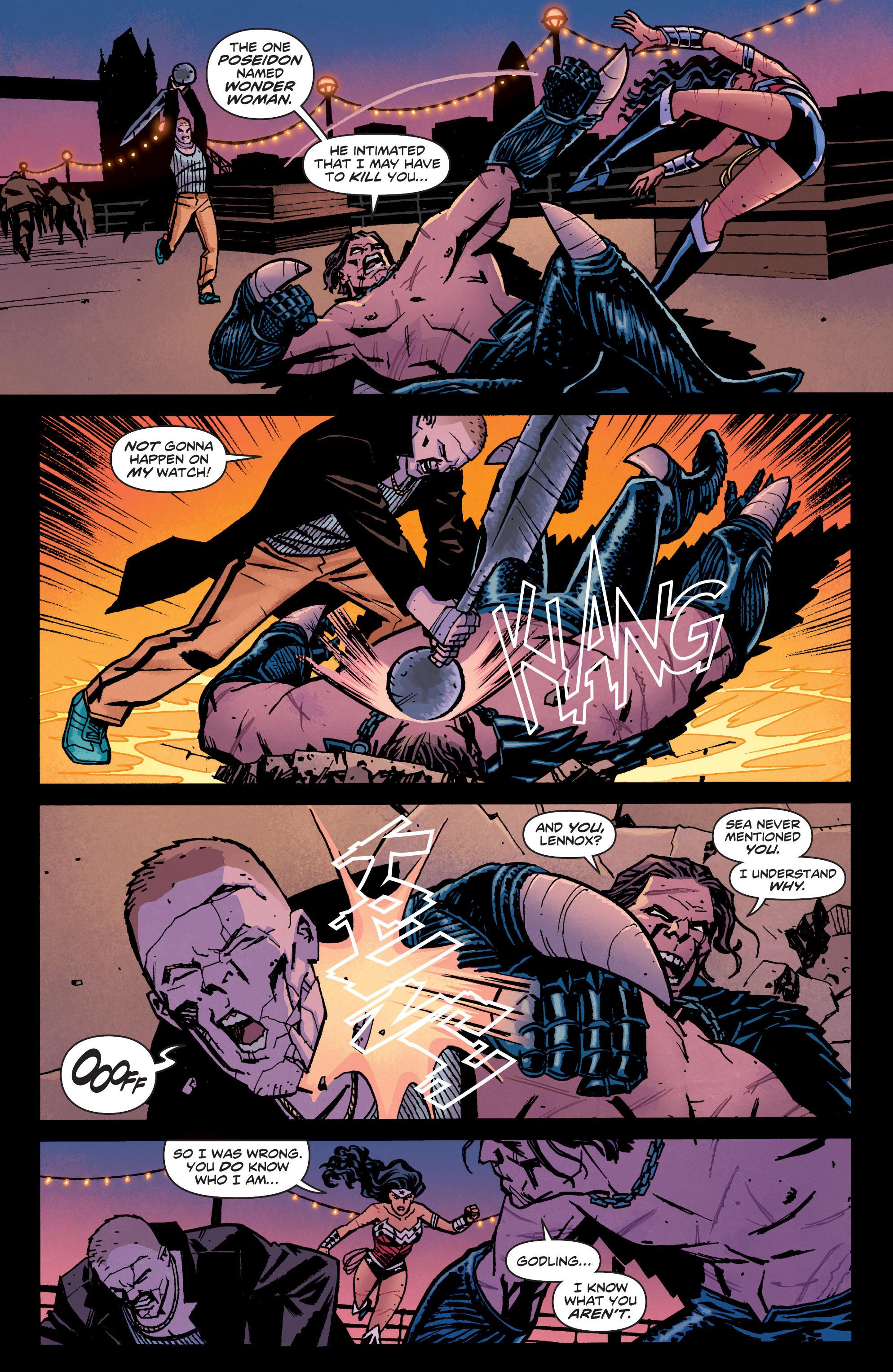 Read online Wonder Woman (2011) comic -  Issue #21 - 8