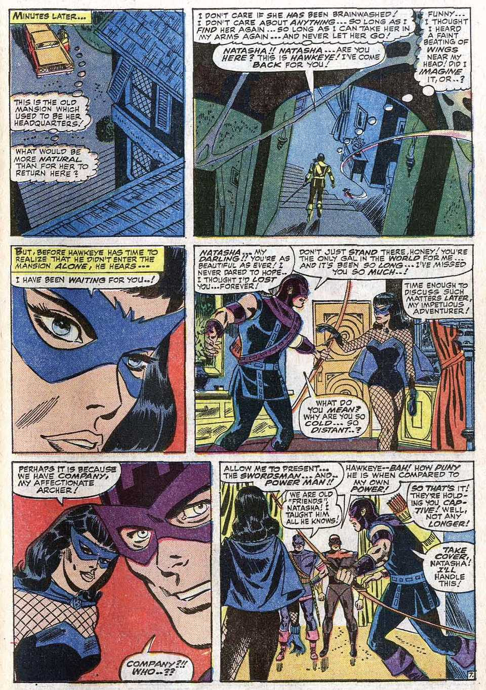 The Avengers (1963) 29 Page 10