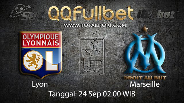 Prediksi Bola Jitu Lyon vs Marseille 24 September 2018 ( French Ligue 1 )