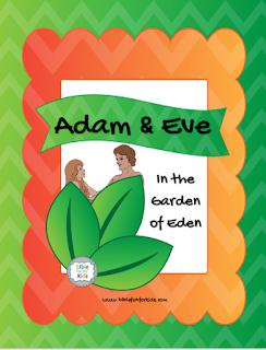 http://www.biblefunforkids.com/2016/08/12-genesis-adam-eve.html