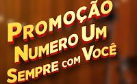 Promoção Café Número Um Sempre com Você www.cafesopodeserum.com.br