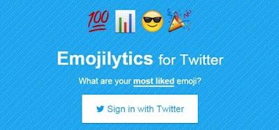 Analiza Qué Emoji Es El Que Más Usas En Twitter