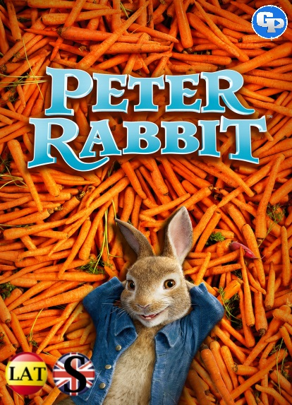 Las Travesuras de Peter Rabbit (2018) HD 1080P LATINO/INGLES
