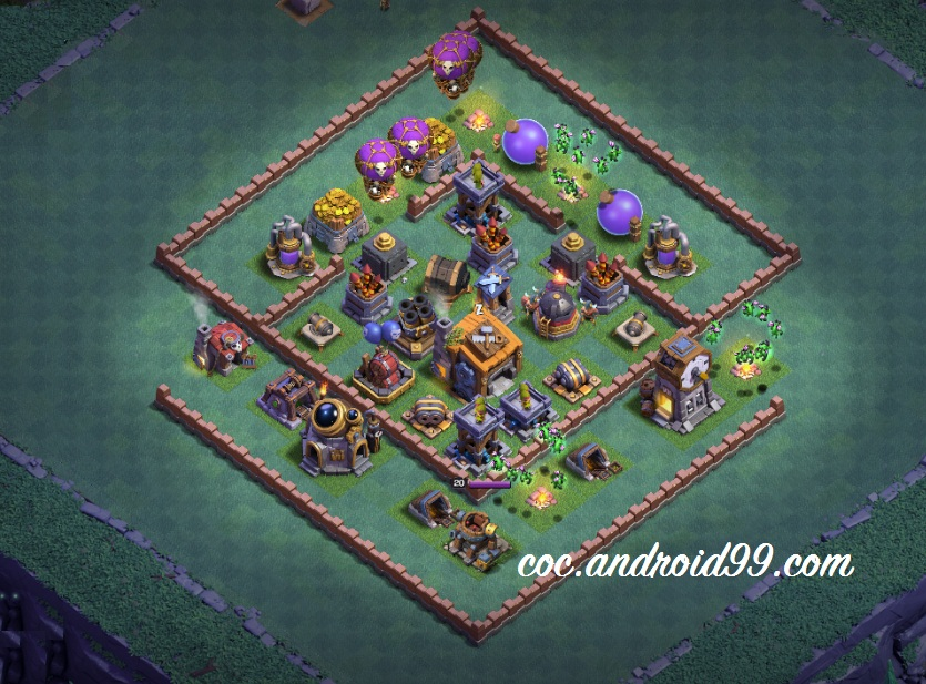 Base Coc Desa Malam Th 8 3