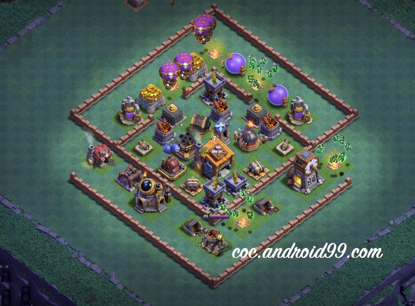 Base Coc Th 7 Malam 6