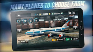 Free Download Flight Sim 2018 v1.2.5 Mod Apk (Unlimited Money) Terbaru 2019