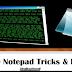 Top 10 thủ thuật với Notepad trên PC bạn cần biết