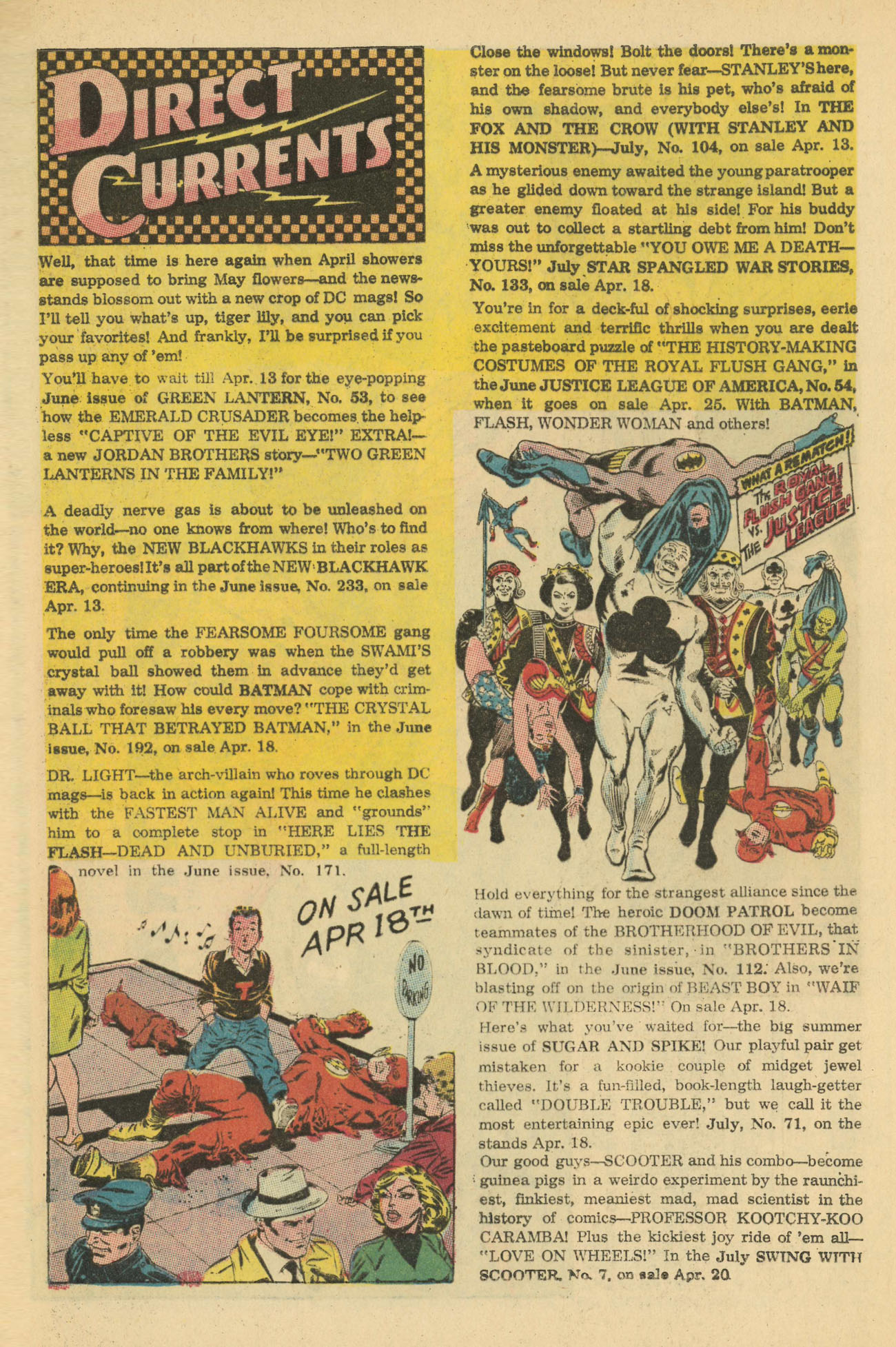 Hawkman (1964) issue 20 - Page 33